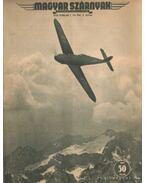 Magyar Szárnyak 1943. 3. szám február
