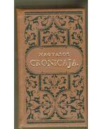 Magyarok cronicaja melly be foglal M.C.XCVI. Esztendőket (reprint) (mini)