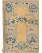 Magyar Katolikus Almanach 1930-1931.