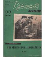 URH vételtechnika amatőröknek II. rész