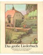 Das grosse Liederbuch - Ungerer, Tomi, Diekmann, Anne, Gohl, Willi