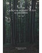 A magyar erdészet 70 éve számokban 1920-1990.