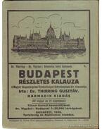 Budapest  részletes kalauza
