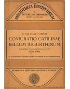 Coniuratio catilinae et bellum iugurthinum