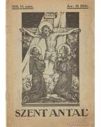 Szent Antal 1935. VI. szám