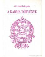 A karma törvénye
