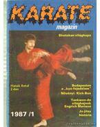 Karate magazin 1987/1.