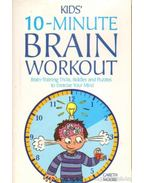 Kid's 10-minute brain workout