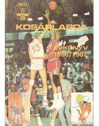 Kosárlabda évkönyv 1986/1987