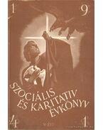 Szociális és karitativ évkönyv 1941.
