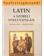 Latin a szóbeli nyelvvizsgán