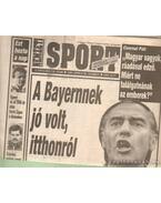 Nemzeti Sport 1994. április V. évfolyam (hiányos
