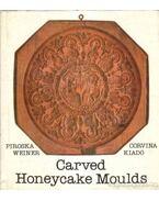 Carved Honeycake Moulds