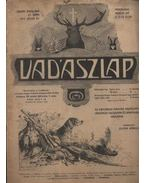 Vadászlap 1917. július 25.