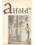 Alföld 1976/1.