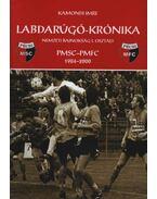 Labdarúgó-krónika 1984-2000