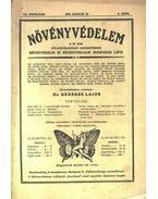 Növényvédelem 1931. április 4. szám