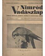 Nimród Vadászlap 1947. aug. 1.