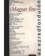 Magyar líra az ezredfordulón