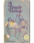 A Family Failing