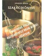 Sándor Mária szakácskönyve