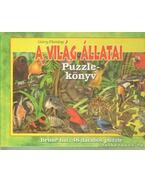 A világ állatai - Puzzlekönyv