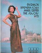 Évszakok 1975 (magyar-orosz-német-angol nyelvű folyóirat)