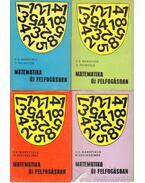 Matematika új felfogásban I-IV. kötet