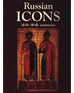 Russian Icons 14th-16th centuries