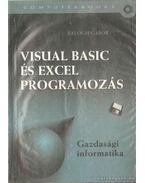 Visual Basic és Excel programozás - Balogh Gábor