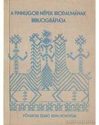 A finnugor népek irodalmának bibliográfiája