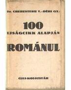 100 ujságcikk alapján románul