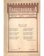 Hargitaváralja 1938. III. évf. 35-36. szám