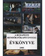 A budapesti rendőr-főkapitányság évkönyve 1995.