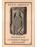 Tanulmányok a középkori magyar művészetről
