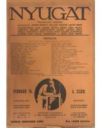 Nyugat 1924. 4. szám