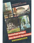 Deutschhsprachiges über deutsch Sprechende