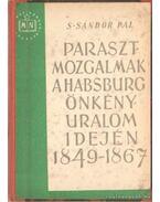 Parasztmozgalmak a Habsburg-önkényuralom idején 1849-1867