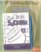 Családi Zseb Sudoku haladóknak