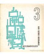 Képzőművészeti Symposion Siklós 1970. 3