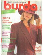 Burda 1989./5. szám Október