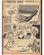 A verhetetlen tizenegy 1977. (47-78.szám 7. rész) - Moldova György