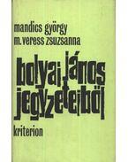 Bolyai János jegyzeteiből