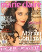 Marie Claire II. évfolyam 4. szám 2008. április