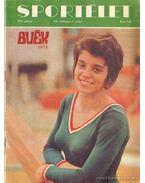 Sportélet 1973. IX. évfolyam (teljes)