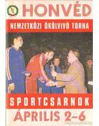 XV. Nemzetközi Ökölvyvó torna 1975.- Honvéd
