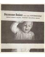 Suzanne Szász (New York) fotóművész