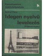 Idegen nyelvű levelezés (francia nyelv) - Berényi Pálné
