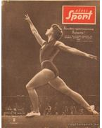 Képes sport 1956. III. évf. (hiányos)