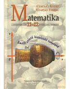 Matematika a középiskolák 11-12. évfolyama számára